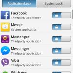 AppLock - Aplicatie de parolat alte aplicatii (3)
