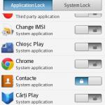AppLock - Aplicatie de parolat alte aplicatii (4)