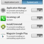 AppLock - Aplicatie de parolat alte aplicatii (6)