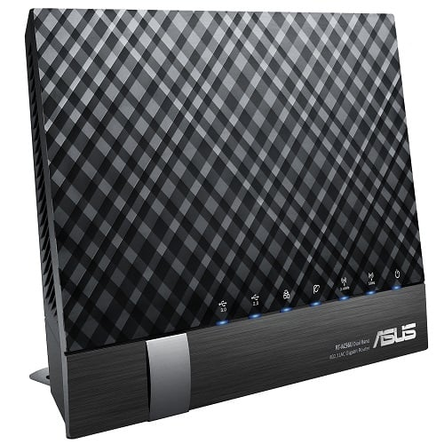 Routerul ASUS Wireless-AC1200