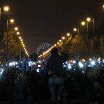 fotografii de la protestele din ungaria impotriva taxei pe gigabyte (2)