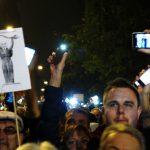 fotografii de la protestele din ungaria impotriva taxei pe gigabyte (4)