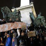 fotografii de la protestele din ungaria impotriva taxei pe gigabyte (7)