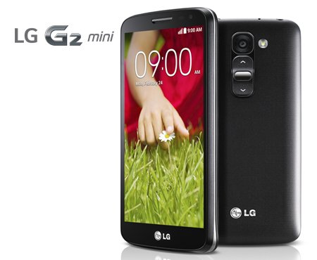 lg g2 mini imagine de prezentare