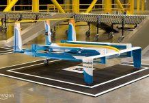 amazon a inceput testarea livrarilor cu ajutorul dronelor