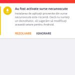 Avast antivirus pentru telefon (2)