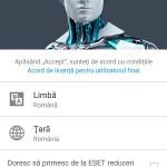 Eset - Aplicatie antivirus pentru telefon (6)