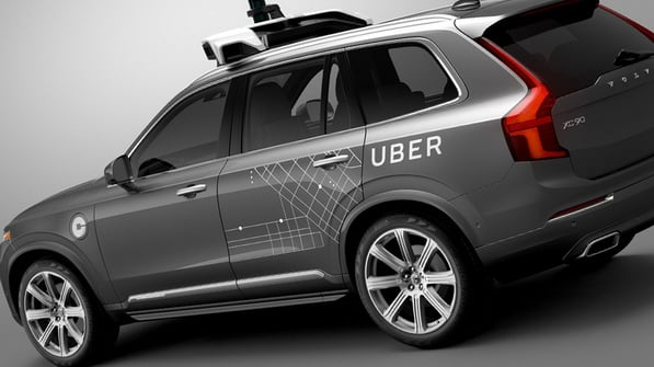 Uber si Waymo isi dau intalnire in instanta
