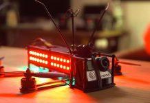 Cea mai rapida drona din lume