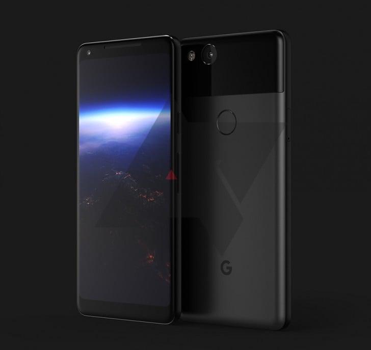 Imagini cu google pixel 2