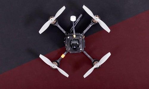 RacerX, drona care a atins viteza de 288,5 KMh