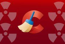 CCleaner infectat cu malware