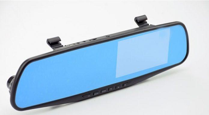 Review camera auto oglinda dubla ALLWINNER L9000