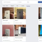 Facebook Marketplace disponibil si in Romania - Desktop