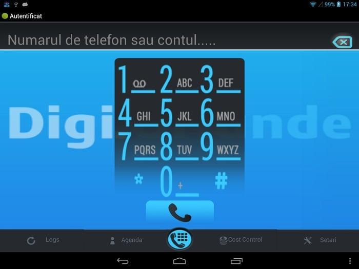 Digi Oriunde – Aplicatia care permite comunicarea gratuita