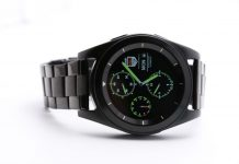 Review Smartwatch G6 Business2