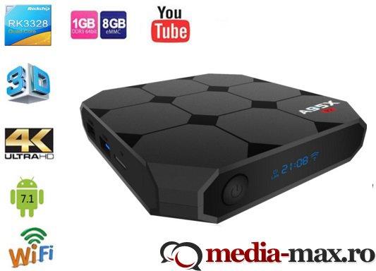 TV BOX A95X R2 ULTRAHD 4K