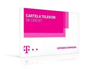 Telekom ofera reduceri la factura, credit suplimentar si alte beneficii in urma avariei din 05.03.2018
