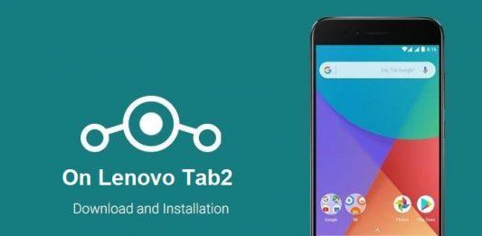 Instalare LineageOS pe Lenovo Tab 2