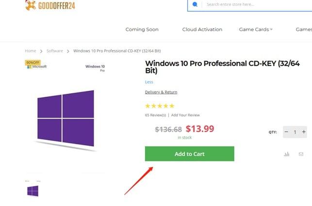 Promotie software pentru noul an 2019 Windows 10 Pro $11.19, Office 2016 Pro $25.34-2