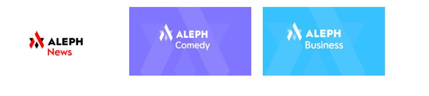 Aleph Business, Aleph News si Aleph Comedy vor fi lansate alaturi de Smart TV1