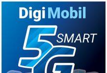 Abonatii Digi beneficiaza de 80 GB trafic in reteaua 5G