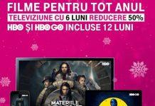 Oferta Telekom HBO si HBO GO gratuit 12 luni
