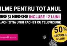HBO gratuit 12 luni pentru abonatii Telekom si upgrade la TV L 2 luni