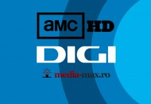 AMC HD, Discovery HD, BBC Earth HD si Cinemax 2 HD la Digi