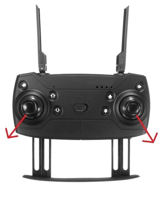 pornire drona